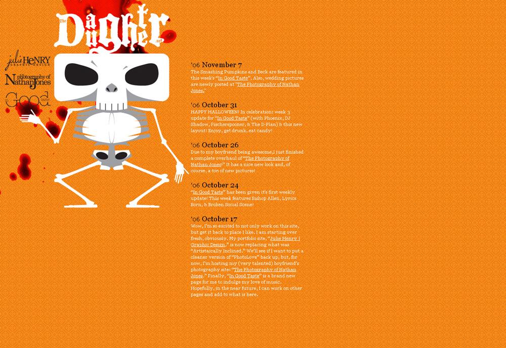 OutLet - Web Design Archive